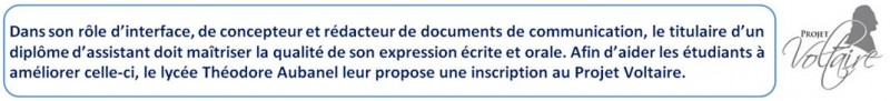 intro Projet Voltaire
